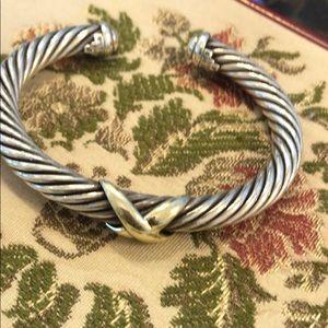 David Yurman Classic X  bracelet 7mm